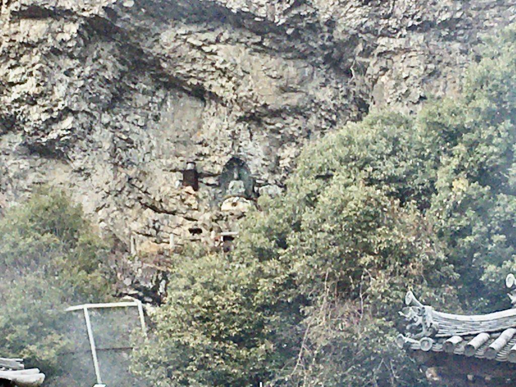 Le temple Hozanji