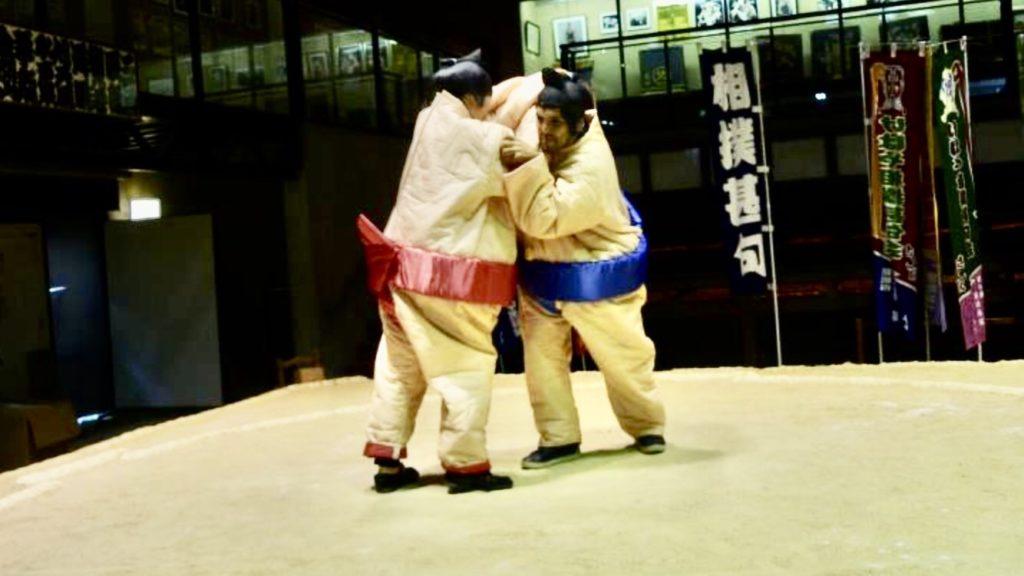 Kehayaza, musée du sumo