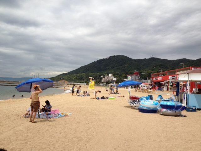 Les plages populaires du Kansai, Japon