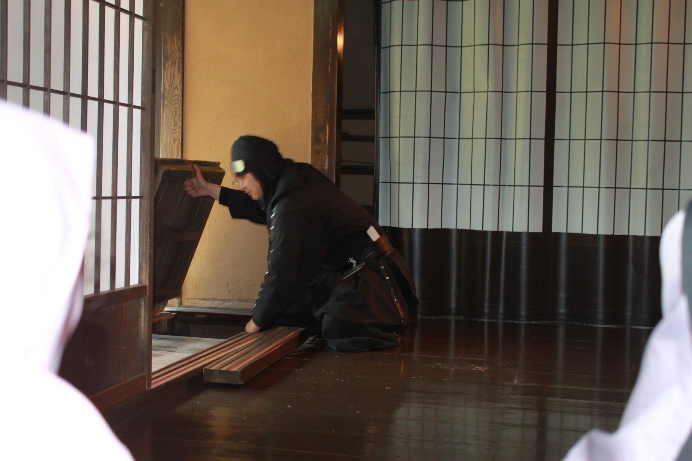 Iga, le village ninja