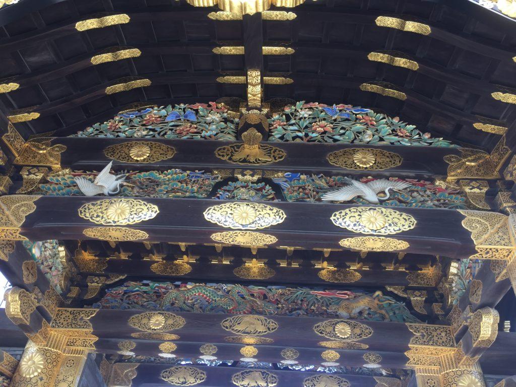 Le château de Nijo